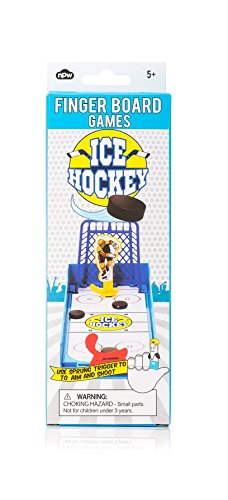 Fingerboard Ice Hockey (Hockey Rink Ice)