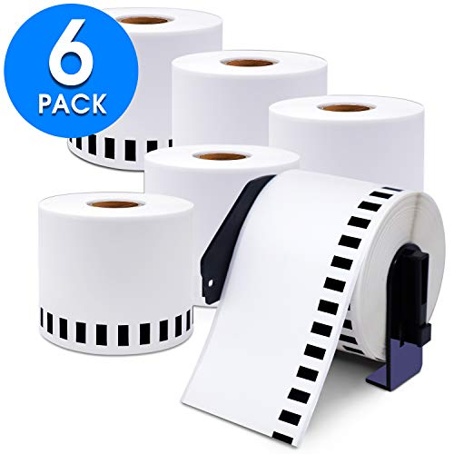 Aegis Adhesives - Compatible DK-2205 Continuous Paper Tape (2.4