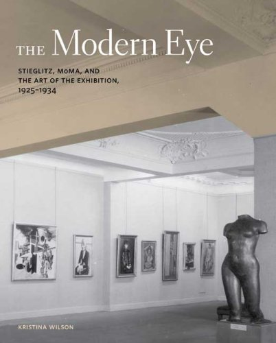 1927 Art (The Modern Eye: Stieglitz, MoMA, and the Art of the Exhibition, 1925-1934)