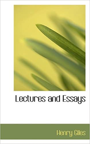 Mobil ebøger gratis download txt Lectures and Essays PDF FB2