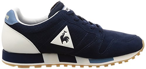 Sportif Sportif Blue Hombre Omega Deportivo Azul Calzado Premium Hombre Le Para Marca Modelo Azul Coq Color 8UZpqwf