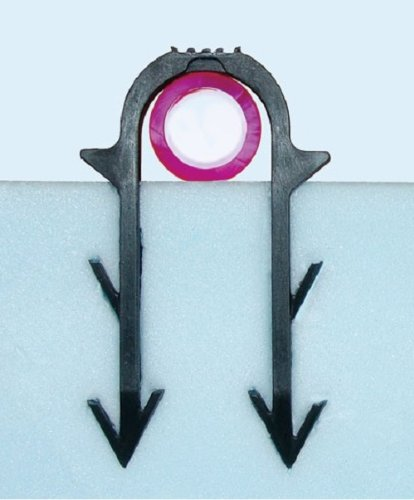 Malco FBSN2 Extra Sharp Dual-Barbed 2-1/2-Inch Foamboard Staple