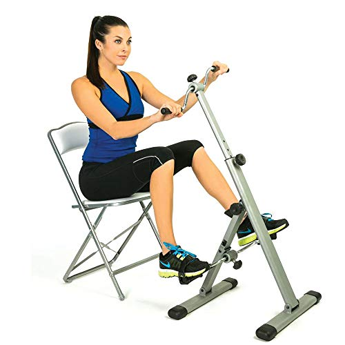 Handy Peddler- The Low Impact- Full Body Workout Machine, foldable and easy to store, BELL + HOWELL
