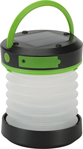 Olympia GU8109A Solaris Collapsible Solar Powered Lantern and Power ()