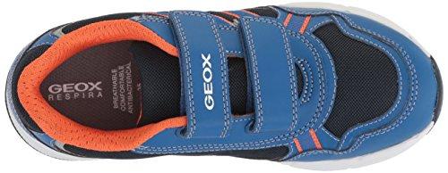 Geox Hoshiko Zapatos Para Niño Azul Azul