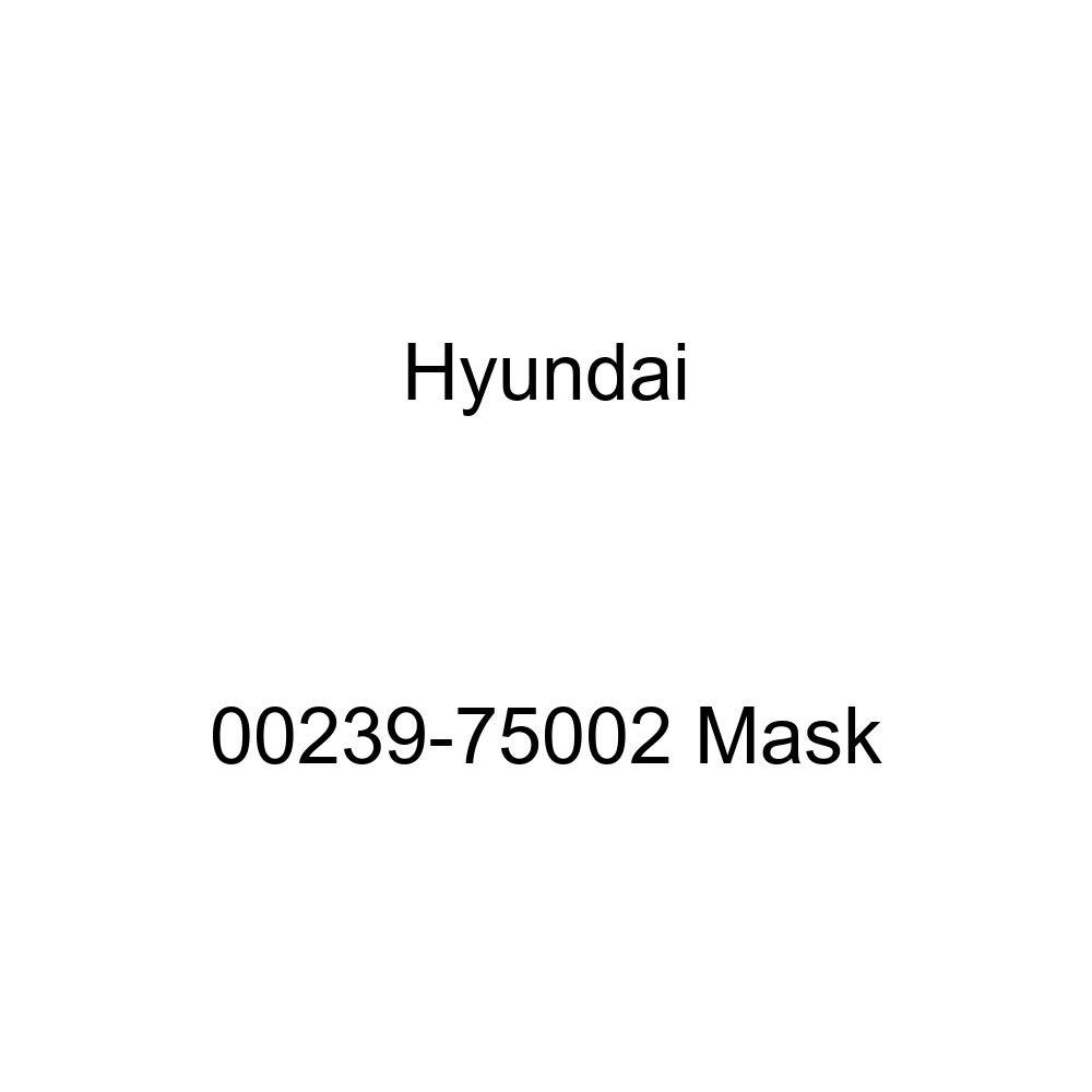 HYUNDAI Genuine 00239-75002 Mask