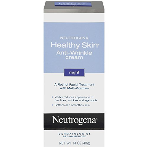 Neutrogena Healthy Skin Anti-Wrinkle Cream Night, …