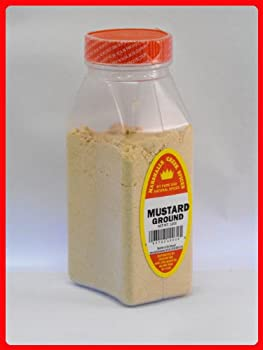 Marshalls Creek Spices Mustard Ground Seasoning, 12 Ounce 0