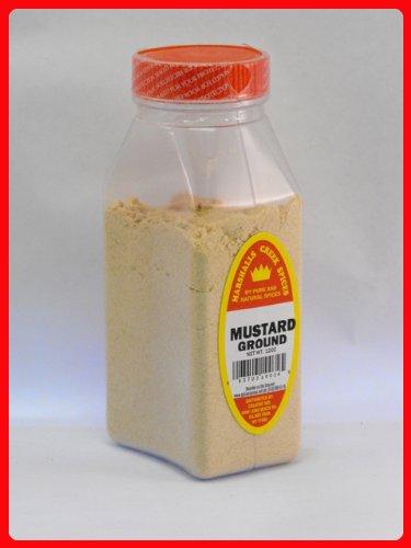 Marshalls Creek Spices Mustard Ground Seasoning, 12 Ounce