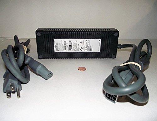 203W AC power brick adapter with U.S. plug for Microsoft Xbox 360