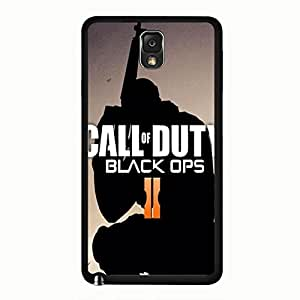 Fantasy Black ops Phone Case For Samsung Galaxy Note 3 N9005 CALL OF DUTY Style