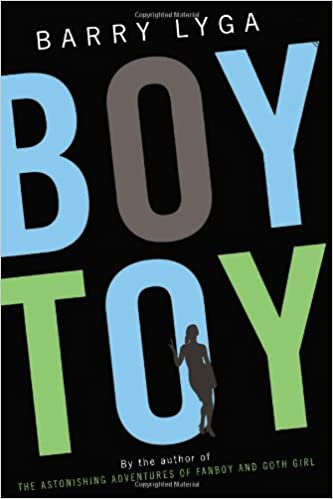 Boy Toy Book