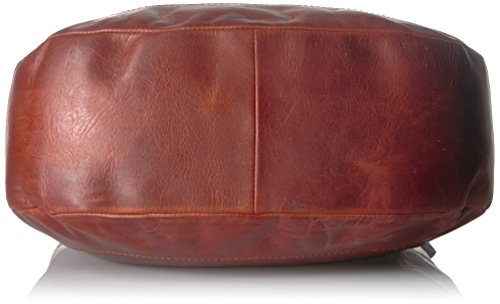 Red Leather Melissa Hobo FRYE Handbag Clay zx8wOnI