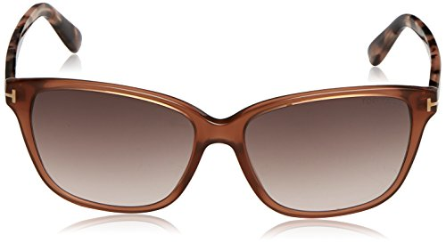 Tom Ford Lunettes de soleil FT0432_45F (59 mm) Marrón, 59