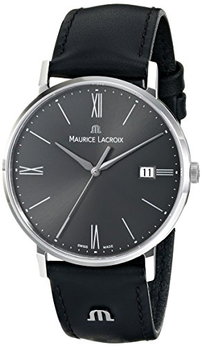 maurice-lacroix-mens-el1087-ss001-810-eliros-analog-display-analog-quartz-black-watch