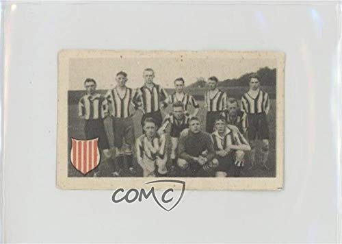 Cigarettes Egyptian - Voethbal Competiitie 1930/31 Ungraded COMC Good to VG-EX (Trading Card) 1930s Vittoria Egyptian Cigarettes Dutch Football 200 Players - Tobacco [Base] #283