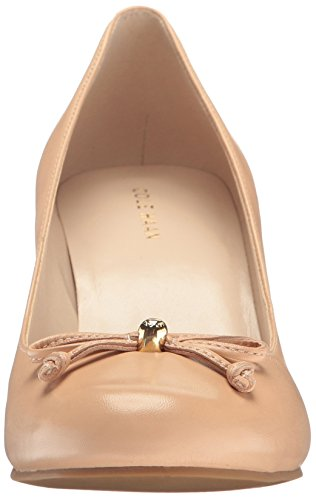 Haan WDG Wedge Pump Leather Nude 65mmii LCE Women's Elsie Cole dvP1qSd