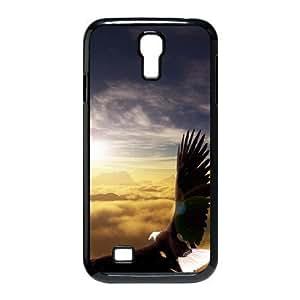 Bald Eagle Custom Cover Case for SamSung Galaxy S4 I9500,diy phone case ygtg577950 WANGJING JINDA