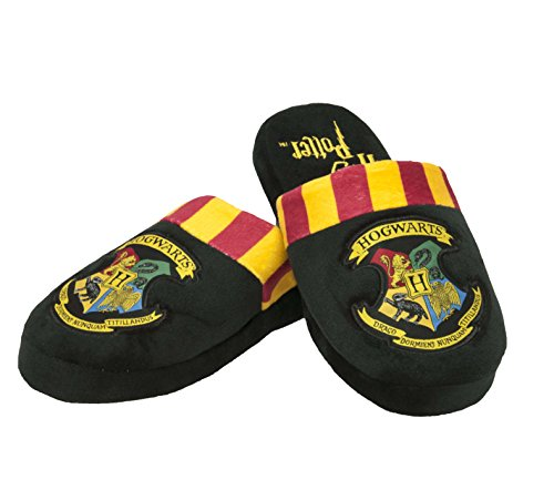 Harry Potter Hogwarts Slip On Slippers