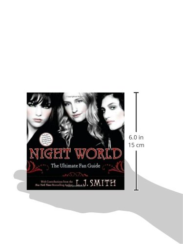 amazon com night world the ultimate fan guide 9781442402843 rh amazon com Your Ultimate Guide Ultimate Garden Tool