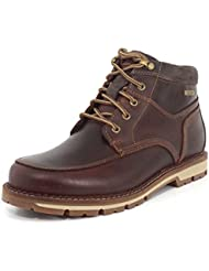 Rockport Mens Centry Panel Toe Boot