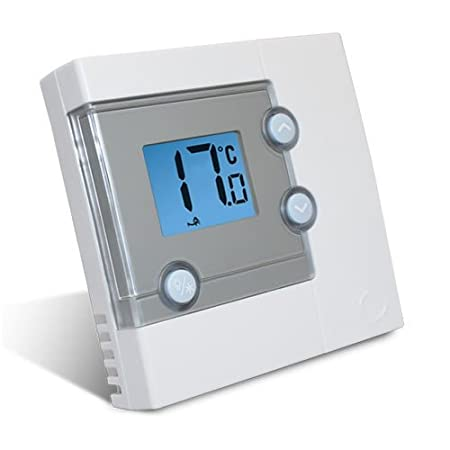 Salus RT300 Central Heating Room Thermostat Digital LCD Screen Stat ...