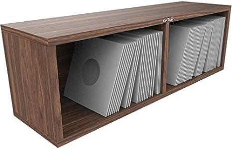 Zomo Vs Box 7 200 Módulo Para Discos De Vinilo Madera De Nogal