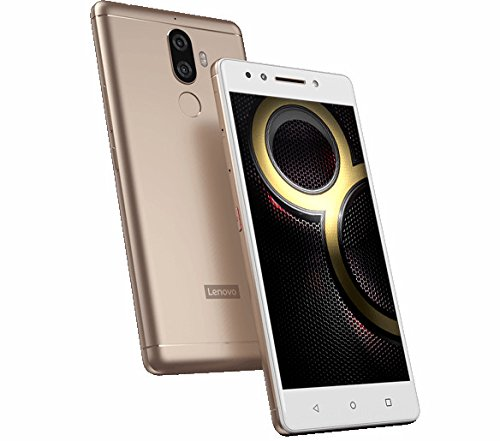 Lenovo K8 Note XT1902-3 64GB, Dual Sim, 4GB, GSM Unlocked International Model, No Warranty - Fine Gold