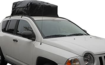 Amazon.com: RoofBag Explorer Waterproof Soft Car Top Carrier For Any Car  Van Or SUV   Made In The USA | 1 Year Warranty | Ships Today: Automotive
