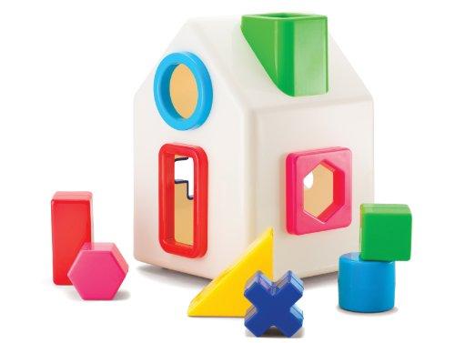 Kid O Shape Sorting House - Classic Sorter]()