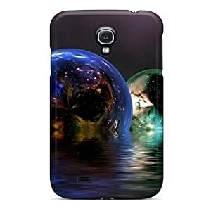 High-quality Durable Protection Cases For Galaxy S4(3d Balls)