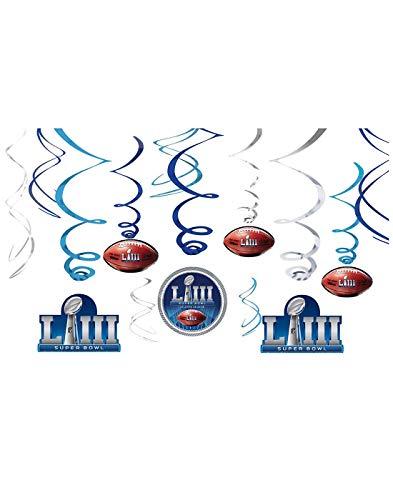 NFL Super Bowl 53 LIII Decorations