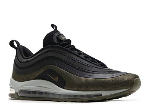 Nike Air Max 97 Ul 17 Hal Black Olive Running Mens