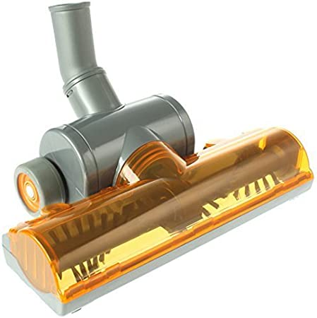 Twin Turbo Wheeled Vacuum Cleaner Tool Brush Head For Hoover