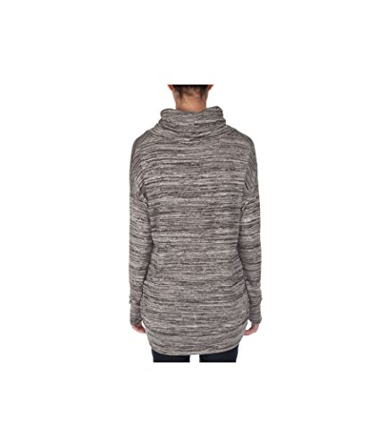 Bench Sweatshirt Addition, Sudadera para Mujer Gris (Dark Shadow Marl)