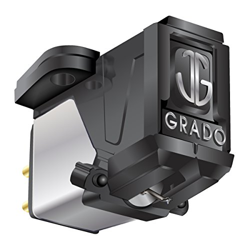 GRADO Prestige Black2 Phono Cartridge w/Stylus - Standard Mount (Best Phono Cartridges Under $500)