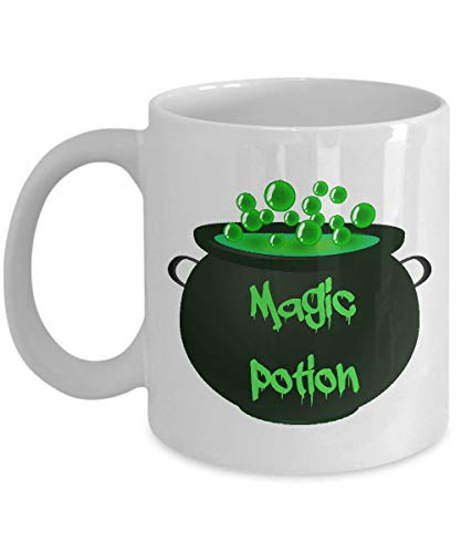 Halloween Mug Magic Potion Potion Halloween Gift Witch