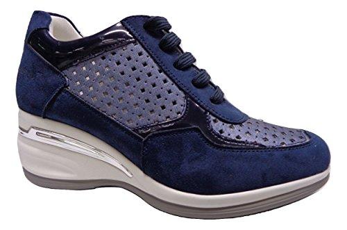 Di Synthetische Armata blauw sneakers voor Mare dames ZRzqP