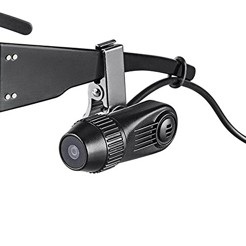 - Genuine Eye Vision Point of View Clip on Glasses Camera Attachment for Venture Camera