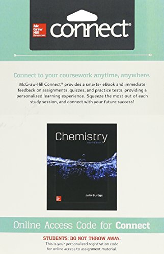 Connect 2-Year Access Card for Chemistry