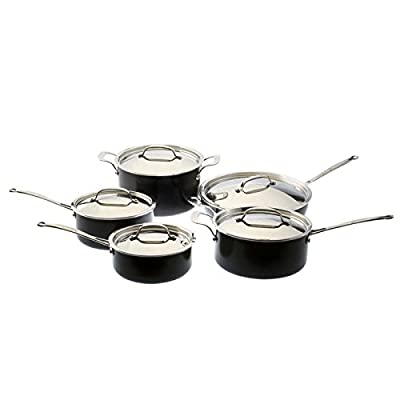BergHOFF Earthchef Acadian 10-Piece Cookware Set