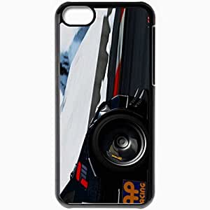 Personalized iPhone 5C Cell phone Case/Cover Skin Forza Motorsport 4 Black