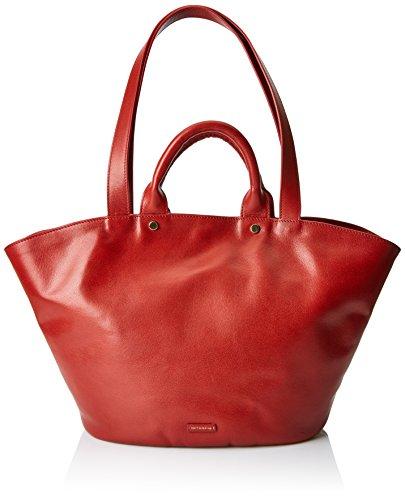 Intropia P901BOL06368108, Borsa tote donna Rosso