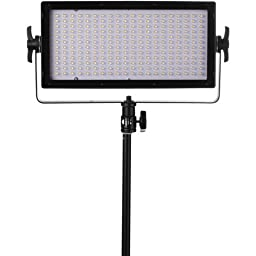 Genaray SpectroLED Essential 240 Bi-Color LED 2-Light Kit with Stands