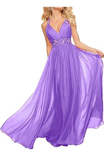 Abendkleider Marie Braut Linie Flieder A Lang Rock La Abschlussballkleider Ausschnitt Rosa Partykleider Damen V FYq5w5CPdx
