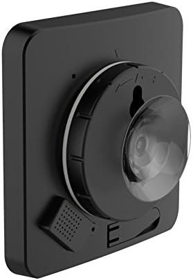 Temporizador digital con alarma Hinmay resistente al agua para ba/ño o ducha Tama/ño libre pantalla de temperatura y humedad soporte con agujero para colgar con ventosa Verde temporizador de pantalla t/áctil