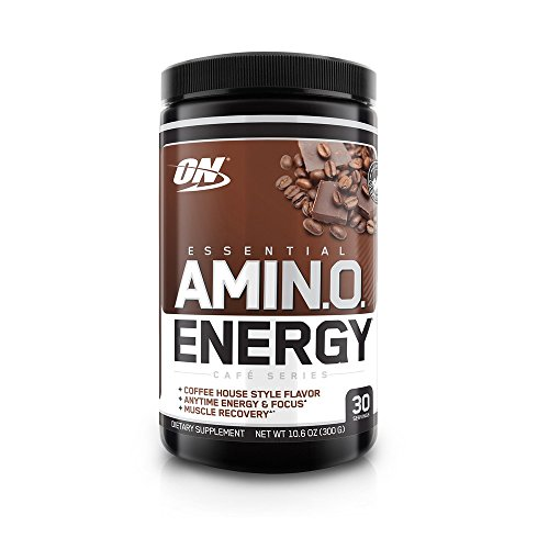 Optimum Nutrition Cappucino Preworkout Essential
