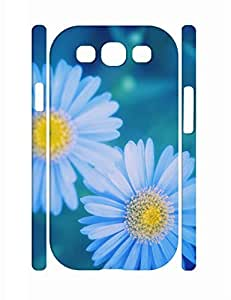 Design Creative Lotus 3D Print Phone Case for Samsung Galaxy S3 I9300