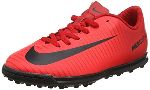 Mixte Enfant Vortex III Multicolore NIKE Jr Football TF de Redblackbright Chaussures Crimson University MercurialX xzx8tEqvw