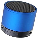 SYL PLUS S10 Bluetooth Speakers with Calling Functions and FM Radio for Android/iOS Devices (Colour May Vary)